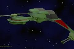 Star Trek - Ave de presa Klingon