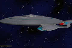 Star Trek - USS Enterprise NCC-1701-D
