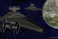 Star Wars - Destructores Imperiales