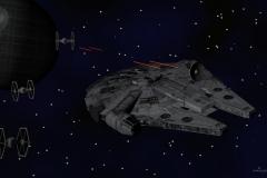 Star Wars - Halcon Milenario
