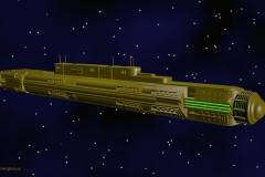 La Saga de los Aznar - Crucero Stelar