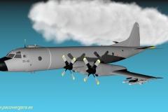 P3C Orion , Fuerza Aerea Española