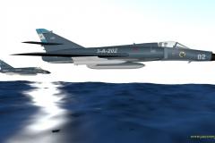 Super Etendard Armada Argentina