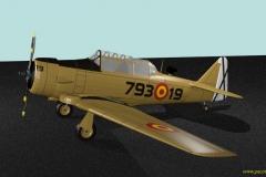 Texan T-6 España